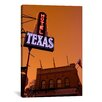 iCanvas Panoramic 'Fort Worth Stockyards, Fort Worth, Texas' Photographic Print on Canvas