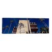 iCanvas Panoramic 'Beverly Hills Hotel, Beverly Hills, California' Photographic Print on Canvas