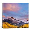 "iCanvas ""Fall Valley #2""  by Dan Ballard Photographic Print on Canvas"