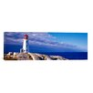 iCanvas Panoramic Peggy's Cove, Nova Scotia, Canada Photographic Print on Canvas