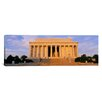 iCanvas Panoramic Lincoln Memorial, Washington, D.C Photographic Print on Canvas