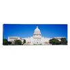 iCanvas Panoramic Capitol Building, Capitol Hill, Washington, D.C Photographic Print on Canvas