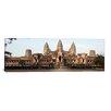 iCanvas Panoramic 'Angkor Wat, Angkor, Siem Reap, Cambodia' Photographic Print on Canvas