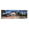 iCanvas Panoramic 'Mission San Luis Obispo, San Luis Obispo, California' Photographic Print on Canvas