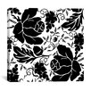 iCanvas Grapes and Buds by Mindy Sommers Graphic Art on Canvas in Black and White