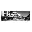iCanvas Panoramic Miami Skyline Cityscape (South Beach) Photographic Print on Canvas