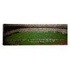 iCanvas Panoramic Spectator Watching a Football Match, Veterans Stadium, Philadelphia, Pennsylvania Photographic Print on Canvas