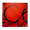 iCanvas Wild Fire from CH Studios Canvas Wall Art