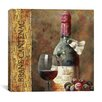 iCanvas Decorative Wine IV from NBL Studio Painting Print on Canvas