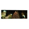 iCanvas Christmas Tree Lit up at Night, Rockefeller Center, Manhattan, New York City Photographic Print on Canvas in Color