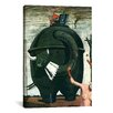 """iCanvas """"The Elephant Celebes"""" Canvas Wall Art by Max Ernst"""