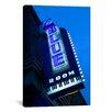 iCanvas Panoramic The Room Jazz Club, 18th and Vine Historic Jazz District, Kansas City, Missouri Photographic Print on Canvas