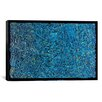 """iCanvas """"The Blue Staircase Maze"""" by David Russo Graphic Art on Canvas"""