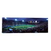 iCanvas Panoramic Spectators Watching Baseball Match, Los Angeles Dodgers, Los Angeles Memorial Coliseum, Los Angeles, California Photographic Print on Canvas