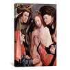 iCanvas 'The Crowning with Thorns (Christ Mocked)' by Hieronymus Bosch Painting Print on Canvas