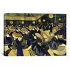 iCanvas 'The Dance Hall in Arles' by Vincent Van Gogh Painting Print on Canvas