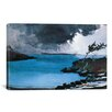 iCanvas 'The Coming Storm 1901' by Winslow Homer Painting Print on Canvas