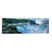 iCanvas Panoramic 'Niagara Falls, Niagara River, Niagara County, New York State' Photographic Print on Canvas