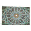 iCanvas Islamic 'Tomb of Hafez Mosaic' Graphic Art on Canvas