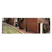 iCanvas Panoramic 'Massachusetts, Boston, Beacon Hill' Photographic Print on Canvas