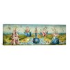 iCanvas 'Top of Central Panel from the Garden of Earthly Delights II' by Hieronymus Bosch Painting Print on Canvas