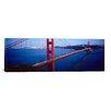 iCanvas Panoramic 'San Francisco Skyline Cityscape (Golden Gate Bridge)' Photographic Print on Canvas