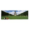 iCanvas Panoramic Eiffel Tower, Paris, Ile-de-France, France Photographic Print on Canvas