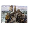 iCanvas 'The Toilers of the Sea' by Edouard Manet Painting Print on Canvas