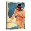 "iCanvas ""Seated Nude"" Canvas Wall Art by Georgia O'Keeffe"