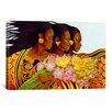 "iCanvas ""Three Sisters"" by Keith Mallett Graphic Art on Canvas"