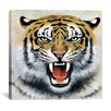 "iCanvas ""Tiger"" Canvas Wall Art by Harro Maass"