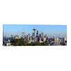 iCanvas Panoramic 'Seattle City Skyline and Downtown Financial Building, King County, Washington State 2010' Photographic Print on Canvas