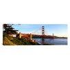 iCanvas Panoramic California, San Francisco, Golden Gate Bridge Photographic Print on Canvas