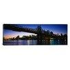 iCanvas Panoramic New York City, 59th Street Bridge Photographic Print on Canvas