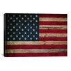 iCanvas Flags U.S.A. Graphic Art on Canvas