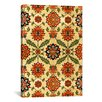 iCanvas Decorative Art Velvet Silk Carpet India Mughal 17th Century Copy Islamic Graphic Art on Canvas
