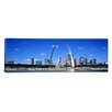 iCanvas Panoramic Skyline, St Louis, MO Photographic Print on Canvas