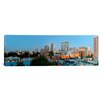 iCanvas Panoramic Skyline at Dawn, Oakland, California Photographic Print on Canvas