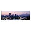 iCanvas Panoramic Pennsylvania, Pittsburgh, Monongahela River Photographic Print on Canvas