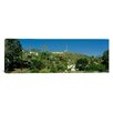 iCanvas Panoramic California, Los Angeles, Hollywood Sign at Hollywood Hills Photographic Print on Canvas
