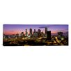 iCanvas Panoramic Skyline at Dusk Atlanta, Georgia Photographic Print on Canvas