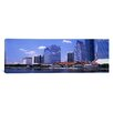 iCanvas Panoramic Skyline Jacksonville FL Photographic Print on Canvas