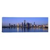 iCanvas Panoramic Skyline Miami FL Photographic Print on Canvas
