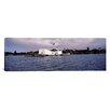 iCanvas Panoramic USS Arizona Memorial, Pearl Harbor, Honolulu, Hawaii Photographic Print on Canvas