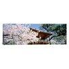 iCanvas Panoramic California, San Francisco, Golden Gate Park, Japanese Tea Garden, front Gate Photographic Print on Canvas