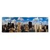 iCanvas Panoramic Skyline From Lake Michigan, Chicago, Illinois Photographic Print on Canvas