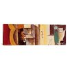 iCanvas 'Violin and Guitar (Panoramic)' by Pablo Picasso Painting Print on Canvas