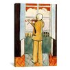 "iCanvas ""Violinist at the Window"" Canvas Wall Art by Henri Matisse"