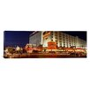 iCanvas Panoramic Nevada, Las Vegas, Buildings Lit up at Night Photographic Print on Canvas