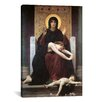 iCanvas 'Virgin Comforter' by William-Adolphe Bouguereau Painting Print on Canvas
